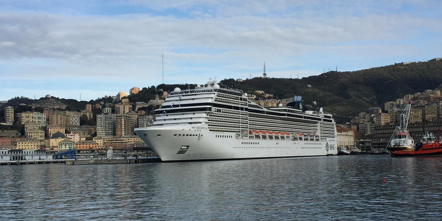 Second MSC Cruises Ship Restarts Sailing in the Mediterranean