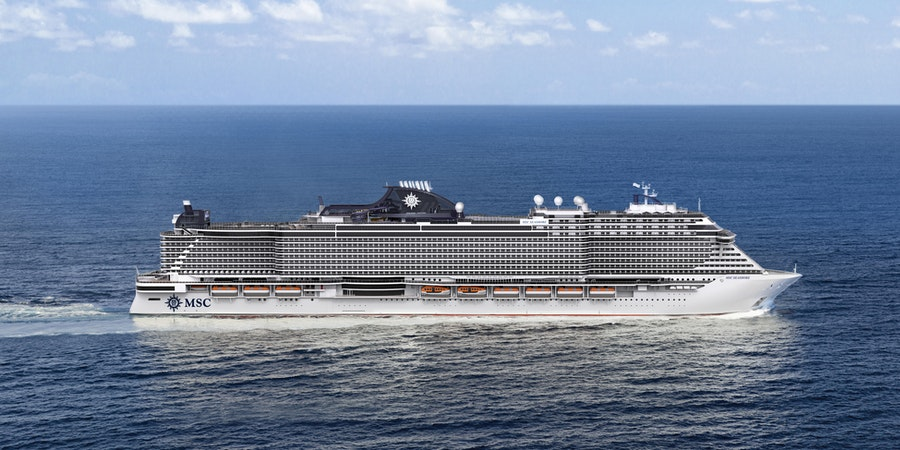 MSC Cruises to Install Advanced Air Sanitation System on New Ship Coming in 2021