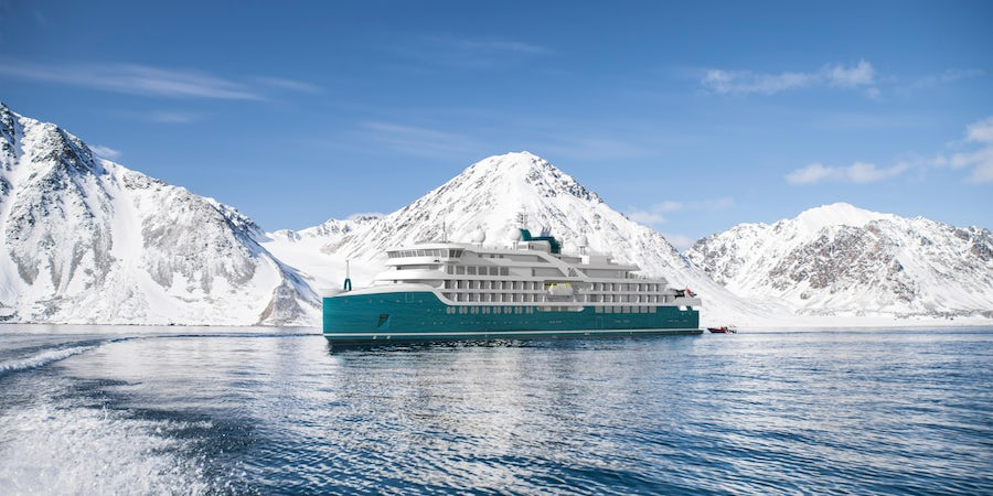 Swan Hellenic Orders Third Expedition Cruise Ship