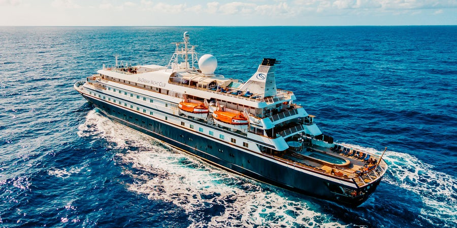 "SeaDream Yacht Club Offers Long ""Residency"" Cruises for Winter"