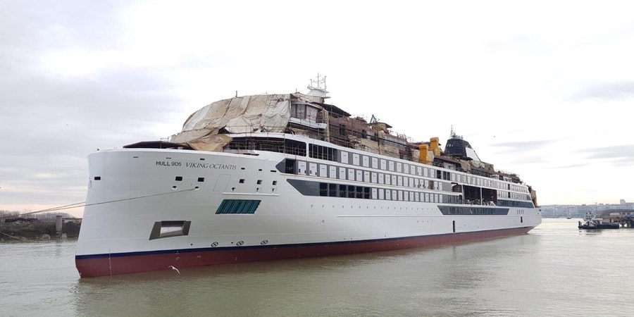 Viking Octantis Launches, Begins Wave of New Expedition Cruise Vessels