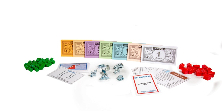 Carnival Cruise Line-themed Monopoly (Photo: Carnival)