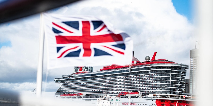Virgin Voyages Scarlet Lady Britain