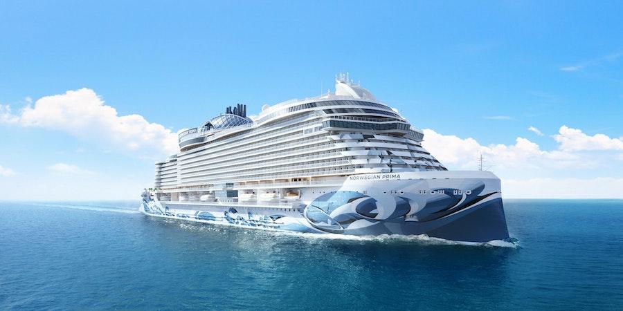 Norwegian Prima (Image: Norwegian Cruise Line)