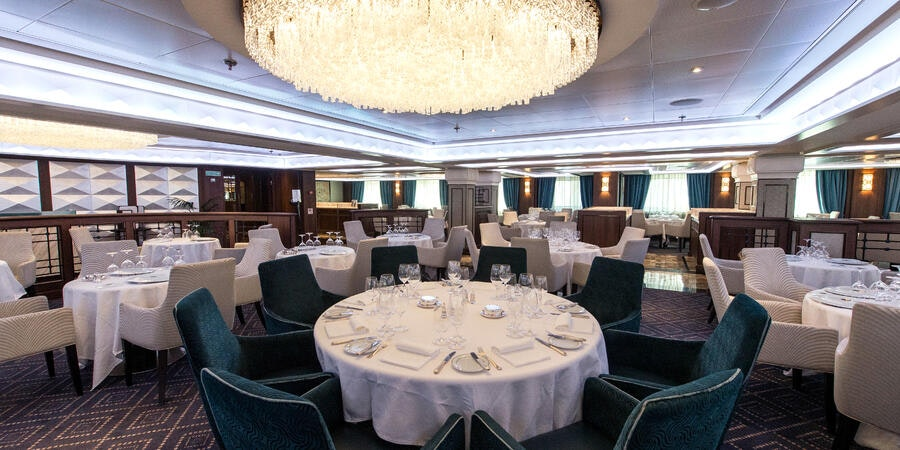 Compass Rose on Seven Seas Navigator (Photo: Cruise Critic)