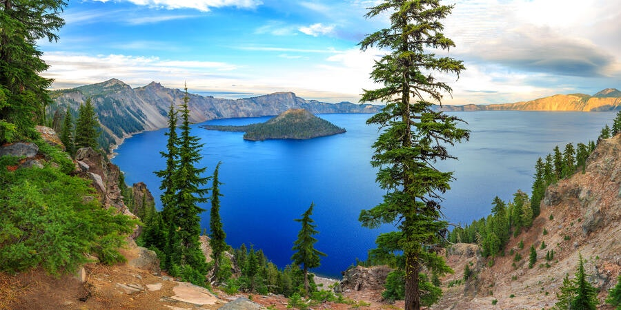 Crater Lake National Park, Oregon (Photo: Stas Moro/Shutterstock)