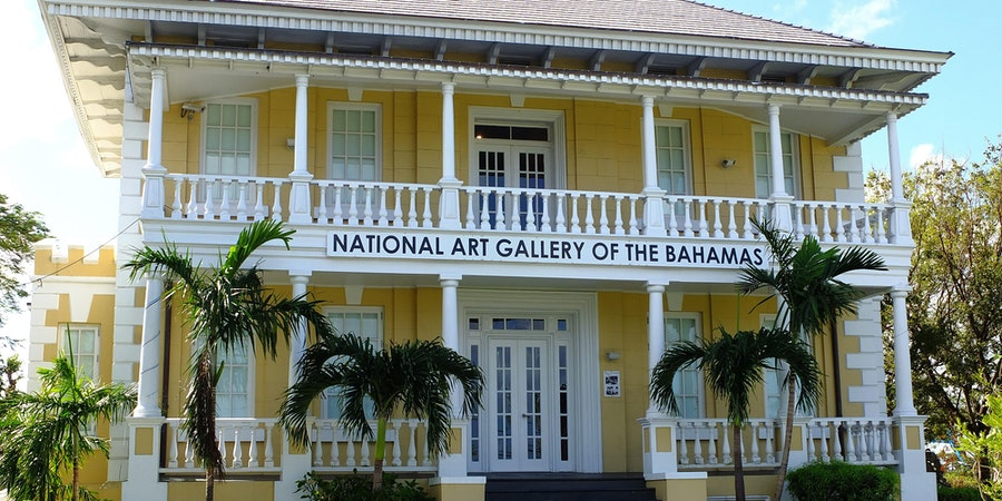 National Art Gallery of the Bahamas (Photo: Robert Szymanski/Shutterstock)