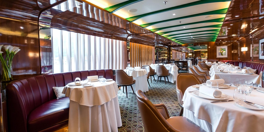The Grill Restaurant on Seabourn Quest (Photo: Cruise Critic)