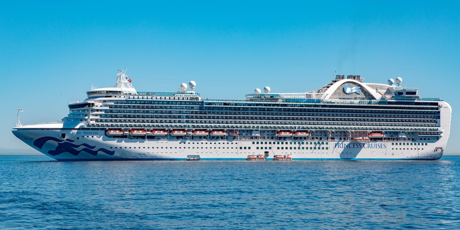 Princess Cruises Details New Health Guidelines