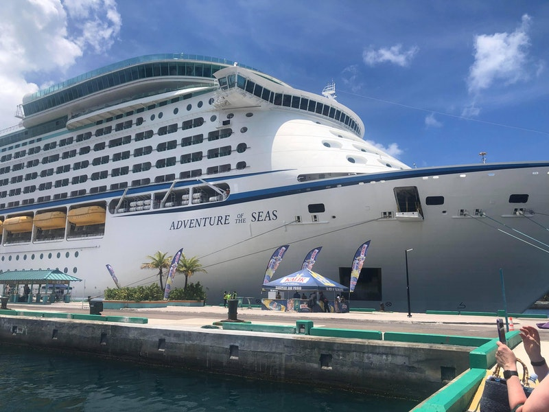 Live From Royal Caribbean's First North America Cruise: What's Different Onboard and On Shore