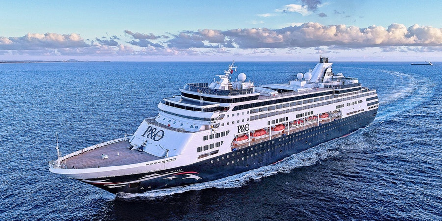 Pacific Aria (Photo: P&O Cruises)