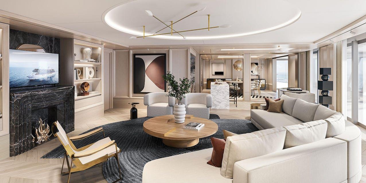 cruise ship lounge