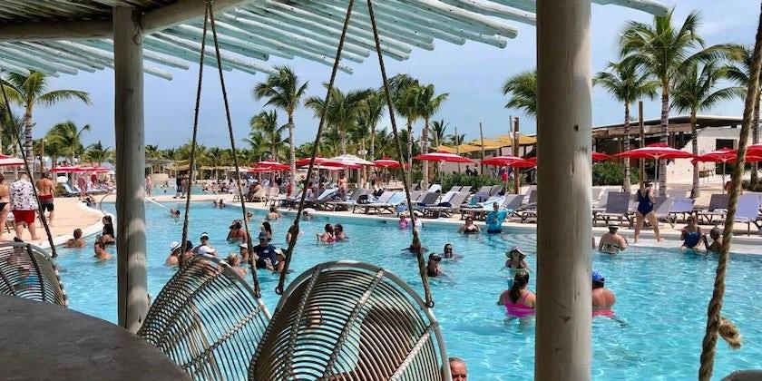 Lagoon  Pool at  Bimini  Beach  Club