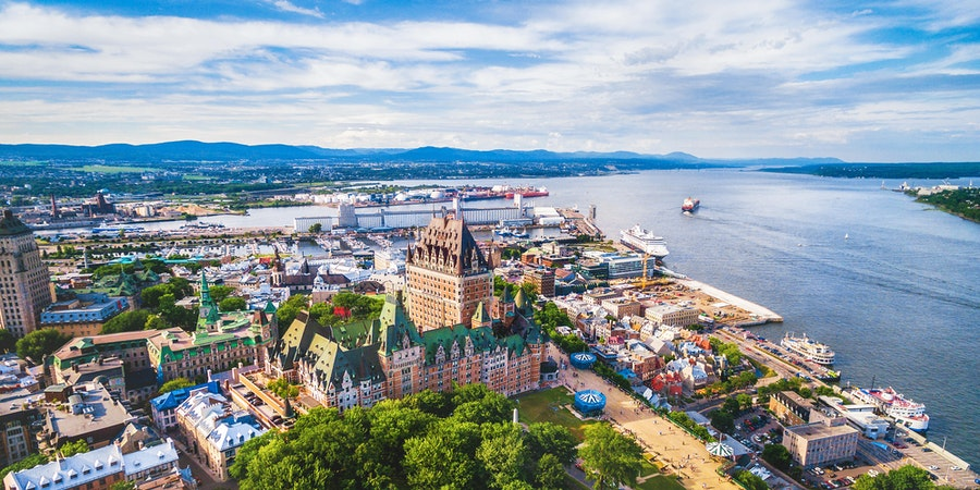 Quebec City, Canada (Photo: R.M. Nunes/Shutterstock)