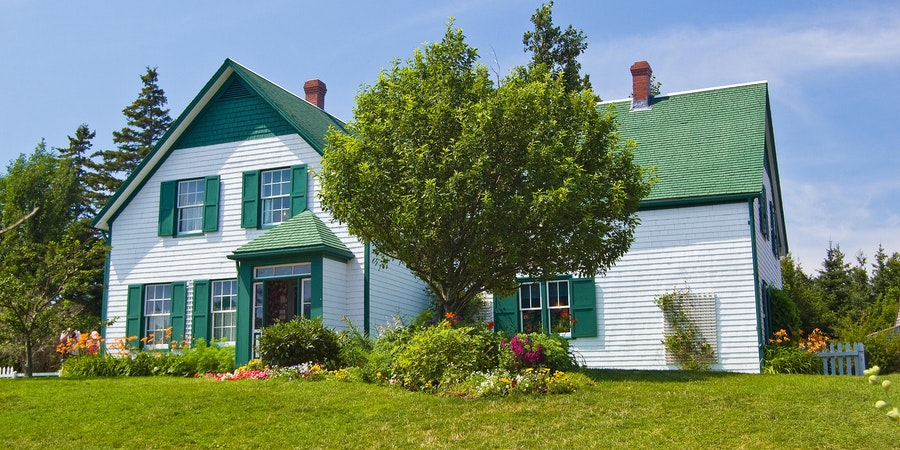 Green Gables House (Photo: Neil Balderson/Shutterstock)