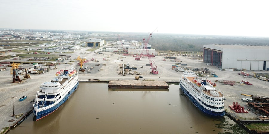 Live from Louisiana: Details on American Queen Steamboat Company's New Cruise Ships