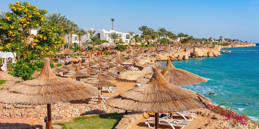 Red Sea in Sharm el Sheikh, Sinai, Egypt (Photo: Oleg_P/Shutterstock)