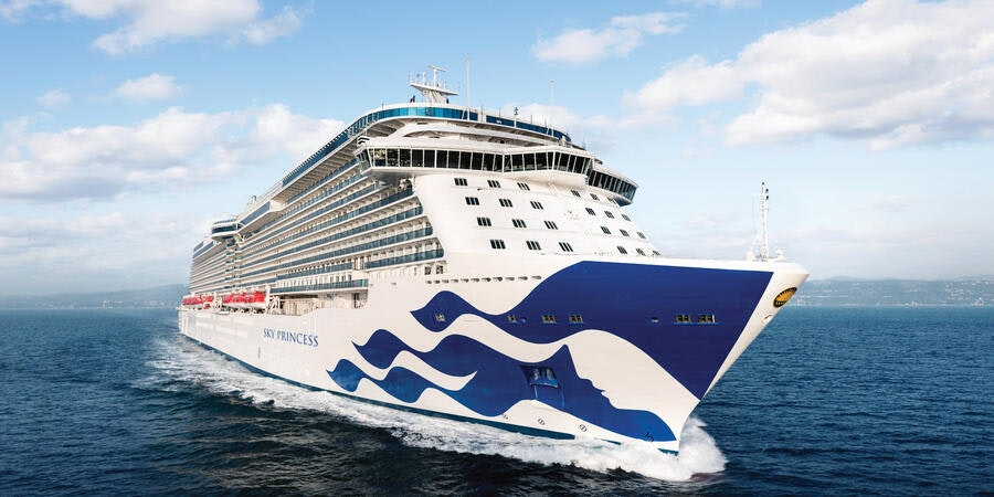 Sky Princess (Photo: Princess Cruises)