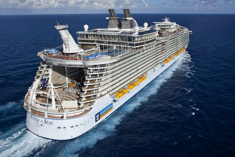 Allure Of The Seas Cruise Ship Review Photos Departure Ports On Cruise Critic