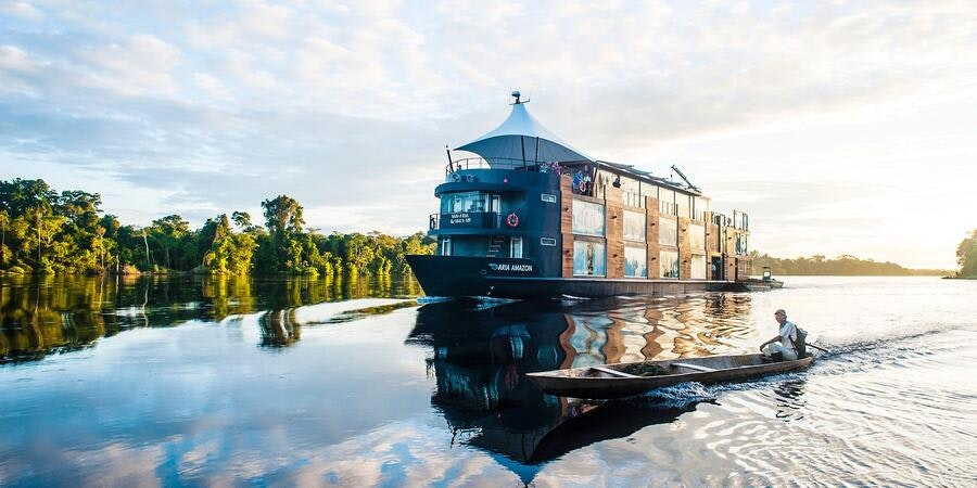 Uniworld Expands River Cruises to Peru's Amazon in 2020