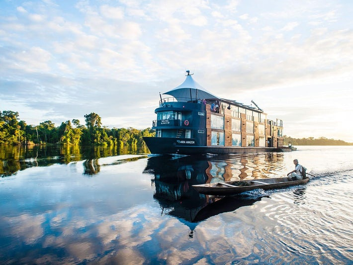 Aria Amazon (Photo: Aqua Expeditions)