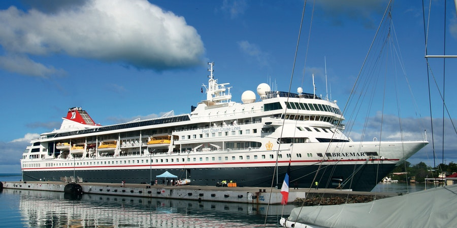Fred. Olsen Cruise Lines Pauses All Ocean Operations Indefinitely