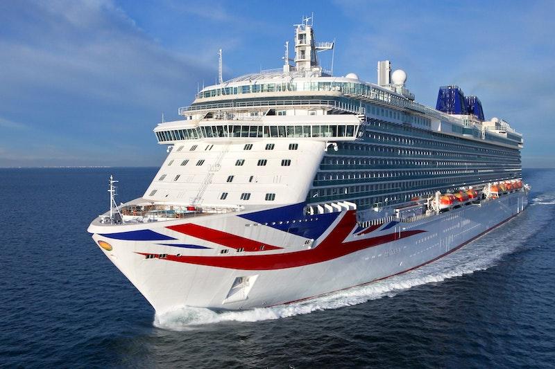 P O Britannia Cruise Ship Review Photos Departure Ports On Cruise Critic