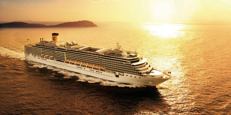 Costa Deliziosa (Photo: Costa Cruises)