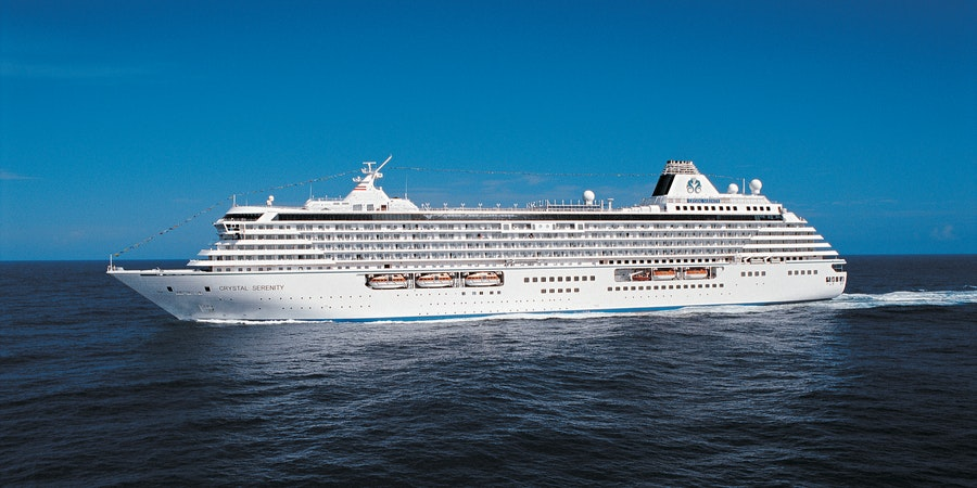 Crystal to Require COVID-19 Vaccination for Ocean, River Cruises