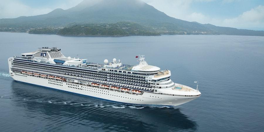 Inside The Diamond Princess Cruise Ship Quarantined In