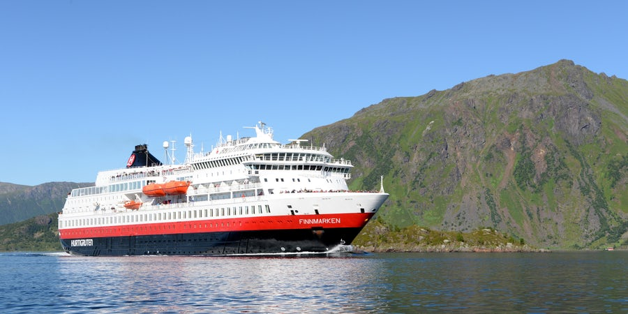 Hurtigruten Becomes the First Ocean Cruise Line in the World to Resume Cruising