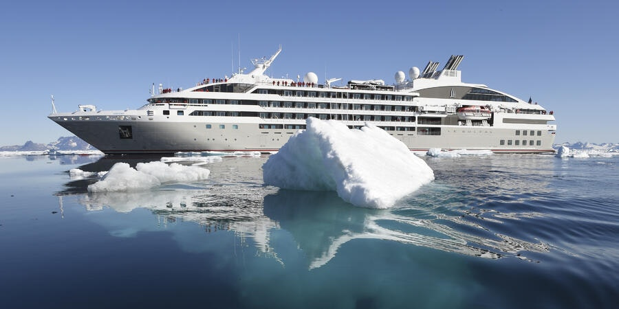 Ponant Expedition Cruise Ship Stranded in Chile; Passengers Flown Home & Sailings Canceled