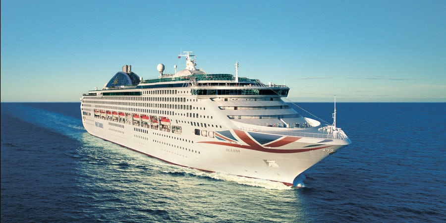 P&O Cruises to Sell Oceana, Ship to Leave Fleet This Month