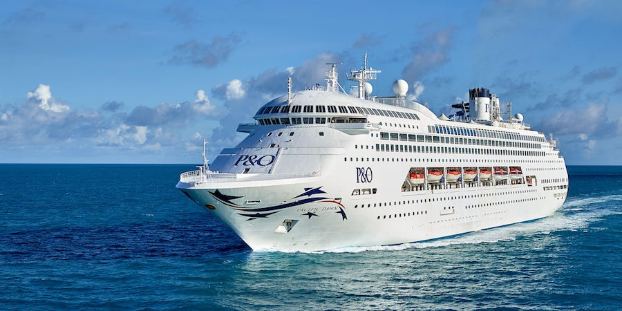 P&O Australia Transfers Pacific Dawn from Its Cruise Fleet