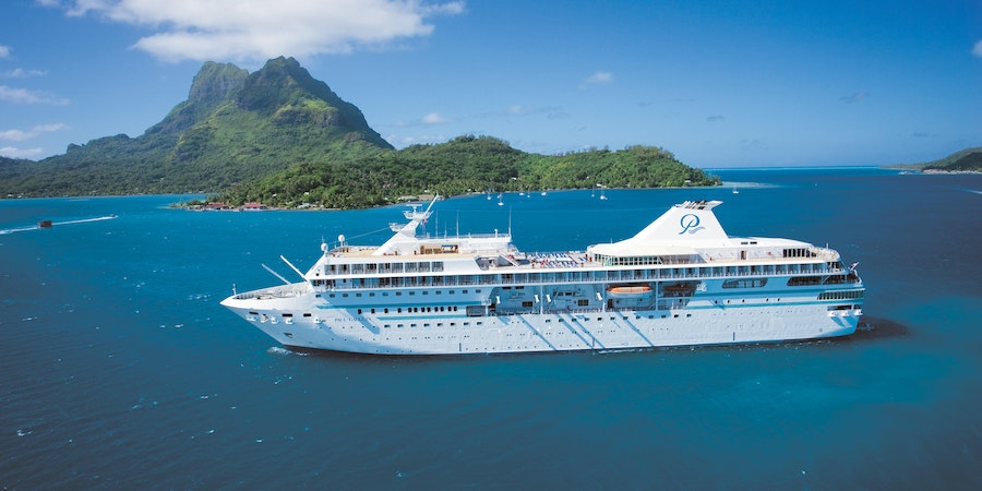 Photos From Paul Gauguin: Cruising Has Resumed In Tahiti