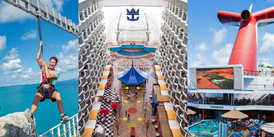 Compare: 8 Most Popular Cruise Ships