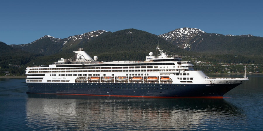 Four Ships to Leave the Holland America Line Fleet