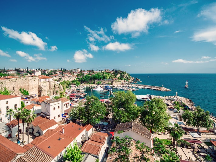Antalya (Photo:Alex Tihonovs/Shutterstock)