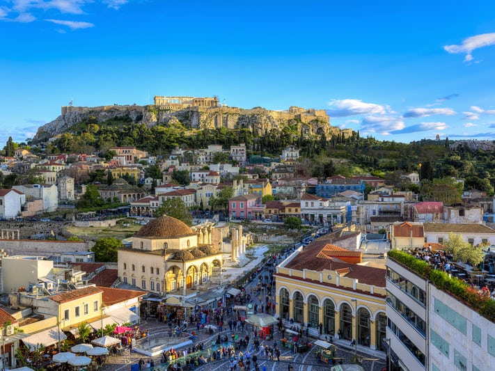 Athens (Piraeus) (Photo:Anastasios71/Shutterstock)