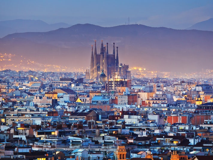 Barcelona (Photo:Kanuman/Shutterstock)