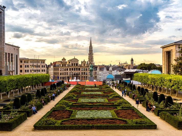 Brussels (Photo:S-F/Shutterstock)