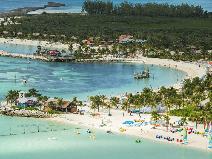 Castaway Cay (Photo:Disney Cruise Line)