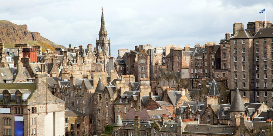Edinburgh (Photo:Johannes Valkama/Shutterstock)