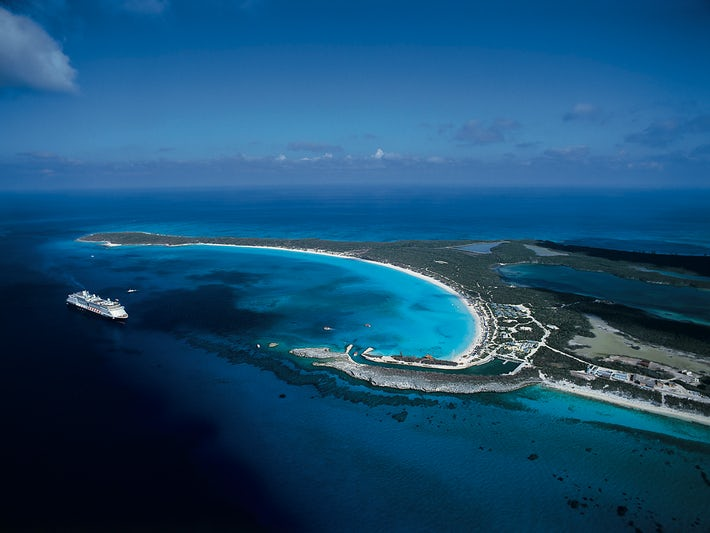 Half Moon Cay (Photo:Holland America Line)