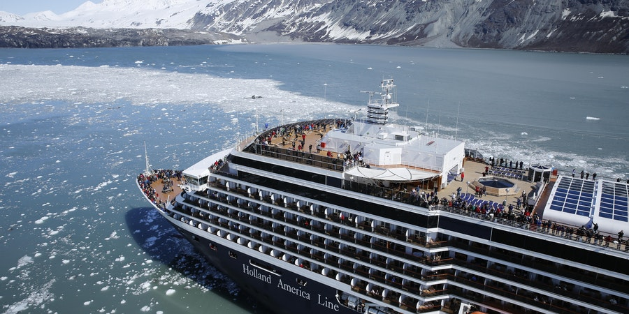 Compare: 12 Cruise Ships in Alaska (Photo: Holland America Line)