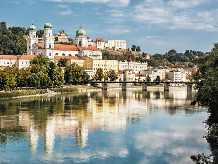 Passau (Photo:PeterVrabel/Shutterstock)