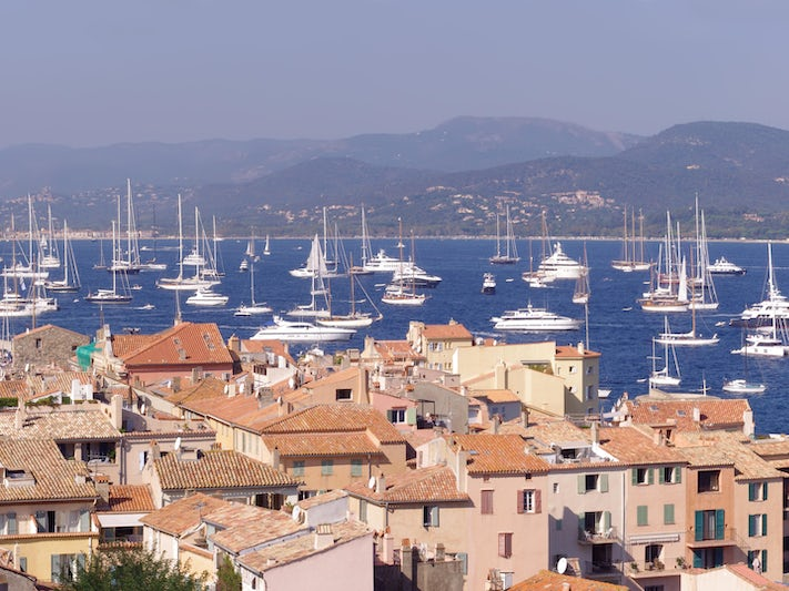 Saint-Tropez (Photo:loan Panaite/Shutterstock)