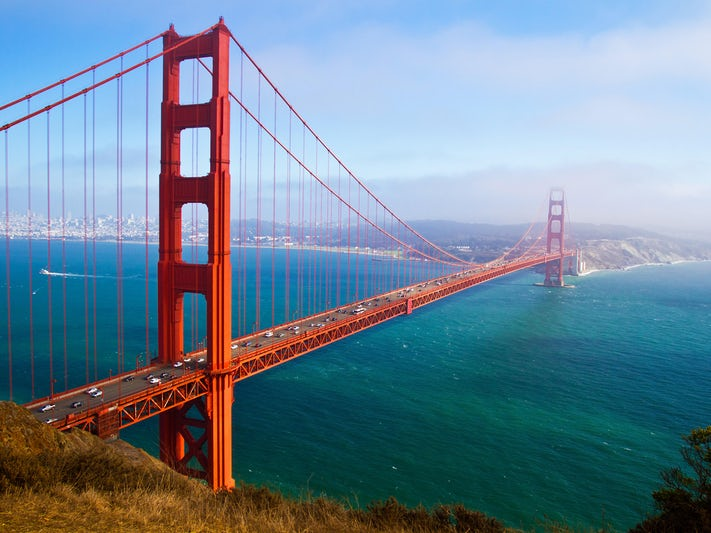 San Francisco (Photo:Travel Stock/Shutterstock)