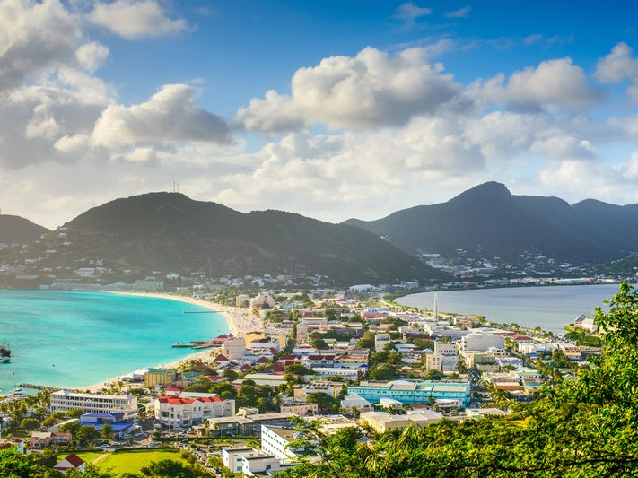 St. Maarten (Photo:Sean Pavone/Shutterstock)