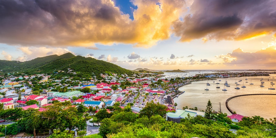 St. Martin (Photo:Sean Pavone/Shutterstock)
